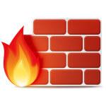 Il muro di fuoco del computer che ti difende dalle grane legali!