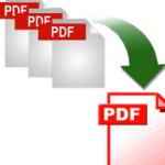 unire più documenti pdf